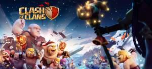 новогоднее обновление Clash of Clans
