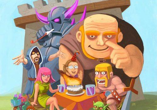 В игре clash of clans фарм кубков, позволит вам получить кристаллы для нового строителя, так как при попадании в хрустальную лигу вам дается 250 кристаллов, а при попадании в Лигу […]