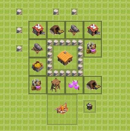 Хороший план для сохранения ратуши