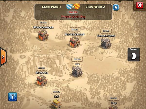 Что такое война кланов?