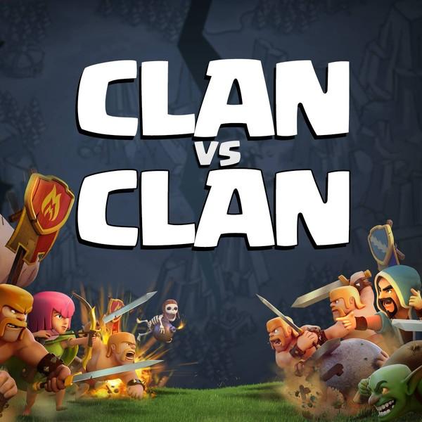 клан на клан