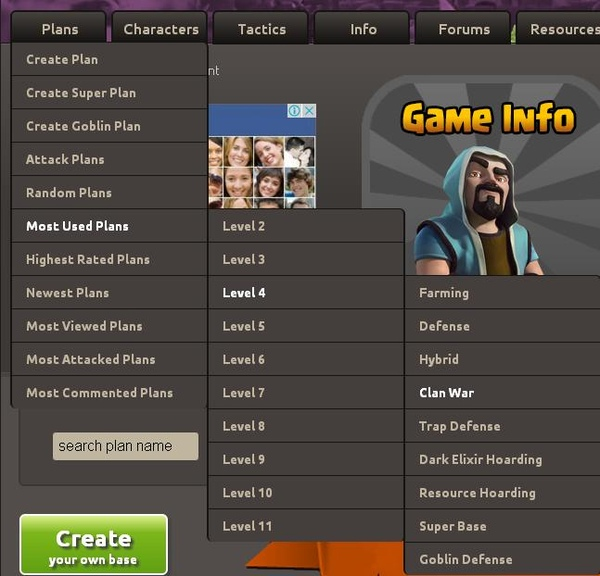 clash of clans builder com