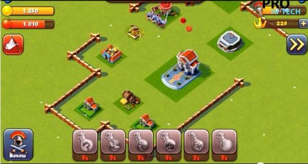 игры похожие на clash of clans