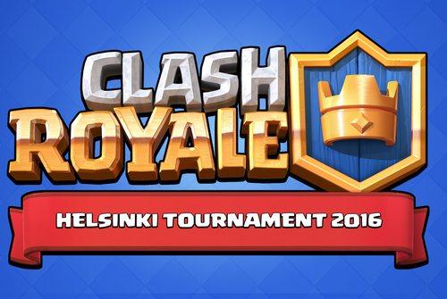 живой турнир по Clash Royale в хельсинки