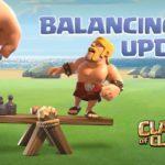 clash of clans обновление июнь 2017