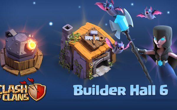 Дом строителя 6-го уровня - Скоро!