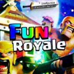 Приватный сервер clash royale с картами coc и boom beach
