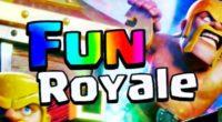 Это новый приватный сервер clash royale с картами clash royale, clash of clans и boom beach. Этот сервер под названием Funroyale проверен 12 октября. Такой сервер я вижу в первый […]