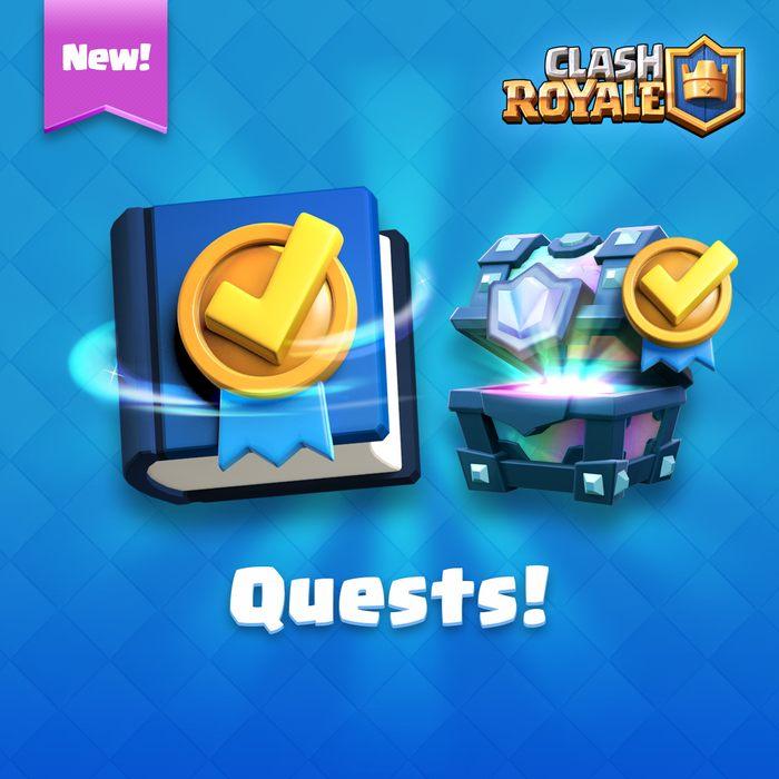 Громадное обновление Clash Royale