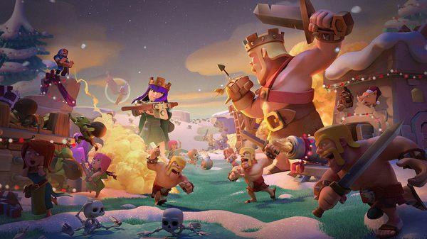 Вышло декабрьское обновление Clash of Clans от 18 декабря! Игры кланов • Соберите соклановцев и покажите, на что способны в Играх кланов! Проходите испытания и получайте доступ к новым уровням […]