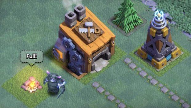 Это новое обновление игры Clash of Clans. Здесь добавлена новый 8-ой уровень дома строителя. Добавлены — максимальный уровень боевой машины теперь 25. В казарме строителя теперь добавлен супер пекка. Обновление […]