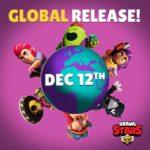 Глобальный релиз игры Brawl Stars 12 декабря