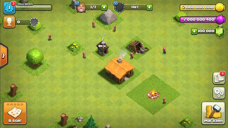 PAULMODZ Clash of Clans Private Server!
