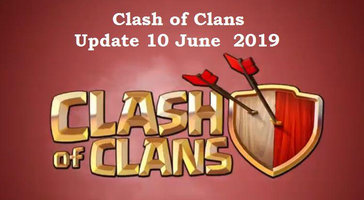 10 июня обновление Clash of Clans. Новые уровни и Баланс.