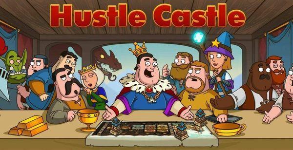�гра в жанре экономической стратегии Hustle Castle
