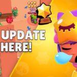 Скачать обновление Brawl Stars 21.66 на Android. Новый боец Сэнди