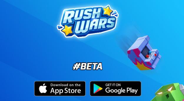 как играть в Rush Wars