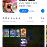 Скачать Rush Wars Supercell