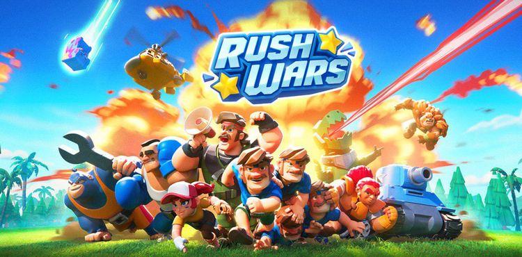 30 ноября 2019 года закроется игра RUSH WARS