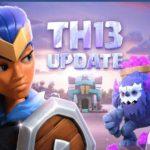 Скачать обновление Clash of Clans за декабрь: Ратуша 13-го уровня, новый воин