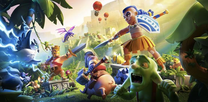 Скачать Clash of Clans 14.0.2 на андройд